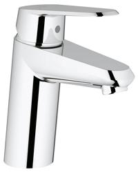 グローエ*GROHE* 【33 018 002】 EURODISC COSMOPOLITAN(ユーロディスクコスモポリタン) シングルレバー洗面混合栓(引棒付) クローム