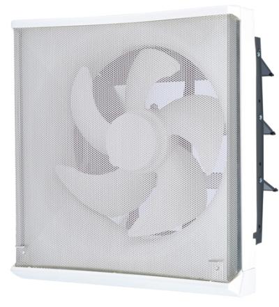 三菱電機*MITSUBISHI* 標準換気扇 【EX-30EF7-M】 ワンタッチフィルタータイプ 電気式シャッター 引きひもなし 電源コード(プラグ付)