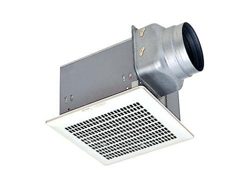 三菱電機*MITSUBISHI* ダクト用換気扇 【VD-20ZL12】 台所用 天井埋込形 低騒音形 24時間換気機能付