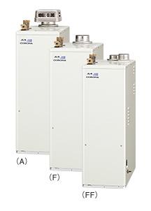コロナ*CORONA* UIB-SA38MX(F) 石油給湯器 水道直圧式 給湯専用 シンプルリモコン付 ※旧品番 UIB-SA38RX(F)
