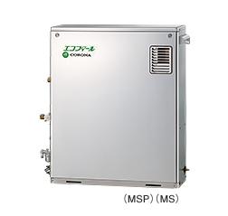 コロナ *CORONA* UKB-EF470FRX5-S(MS) 石油給湯器 エコフィール 水道直圧式 (フルオート) 給湯+追いだき ボイスリモコン付属 高級ステンレス外装