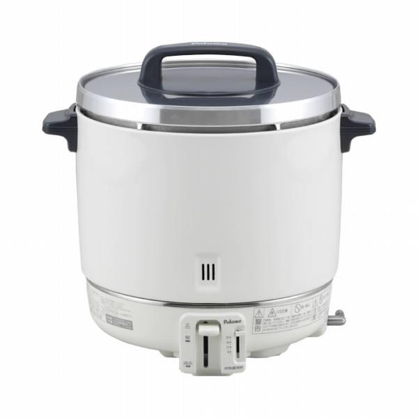 安全と味にこだわるパロマの業務用ガス炊飯器。 パロマ(Paloma) 業務用ガス炊飯器 2.2升炊 PR-403S