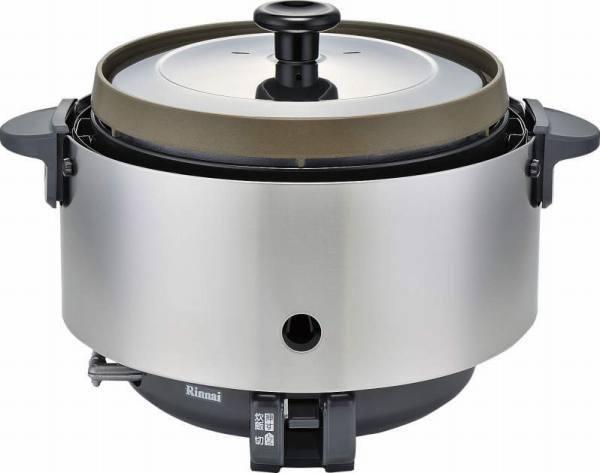 リンナイ業務用ガス炊飯器【涼厨】 1.5升炊【RR-S15SF】