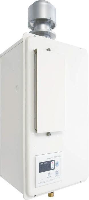 ノーリツ 業務用給湯器 屋内ダクト接続/フード設置対応 16号 GQ-C1622WZD-FH