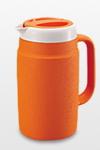 毎日がバーゲンセール 冷たさ長持ち 氷を入れても結露なし タイガー魔法瓶保冷ピッチャー 断熱材使用 カラー 1.7L 新着 オレンジ PPB-A170-D