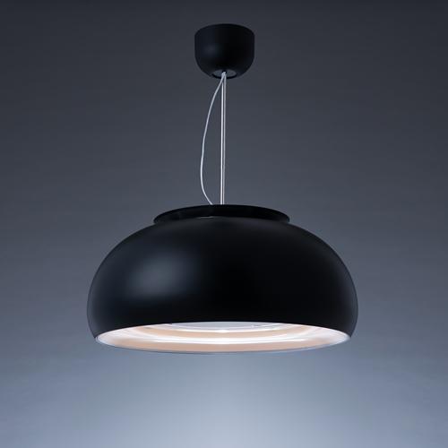 富士工業 C-DRL501-TBK クーキレイ 空気清浄機能付照明器具 LEDシリーズ 本体カラー マットブラック