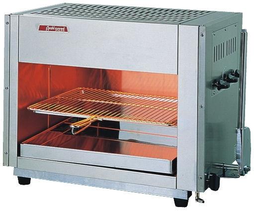 アサヒサンレッド ガス赤外線上火式グリラー グリルクイン SG-650H