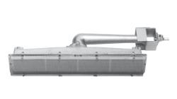 リンナイ ガス赤外線バーナーユニット(シュバンク)【R-1603S2】 混合管一本タイプ