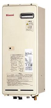 リンナイ ガス暖房専用熱源機 屋外壁掛型 【RH-61W(A)】