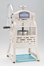 池永鉄工 SWAN(スワン) SI-7 手動式ブロック氷専用氷削機 かき氷機 氷かき機