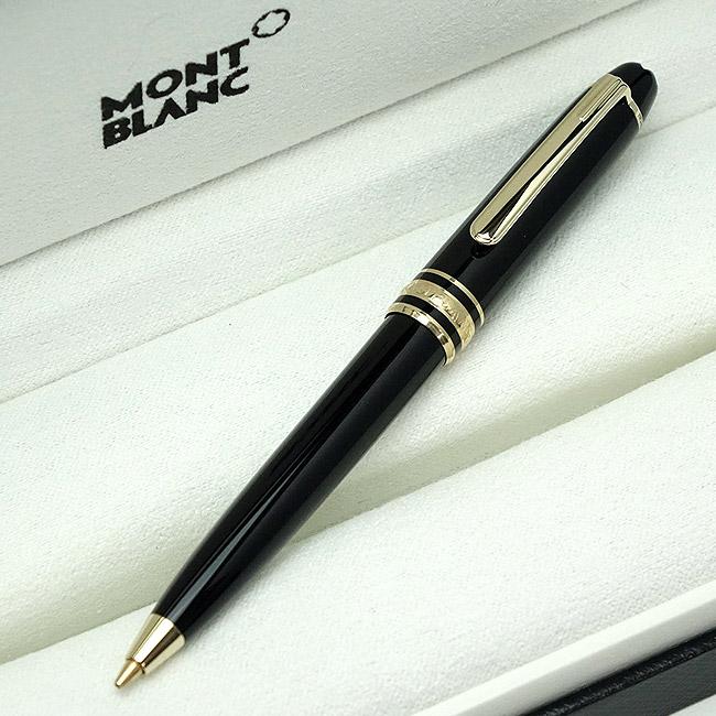 MONTBLANC モンブラン MP117 15729 マイスターシュテュック モーツァルト 07mm シャープペン ブラック ゴールド 【送料無料】