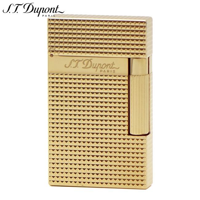 S.T.Dupont エス ヘッド ライン2・テー・デュポン 16284 ガスライター LINE2 ガスライター イエローゴールド ダイヤモンド ヘッド カット ライン2, ブックオフオンライン:a99ad1cc --- officewill.xsrv.jp