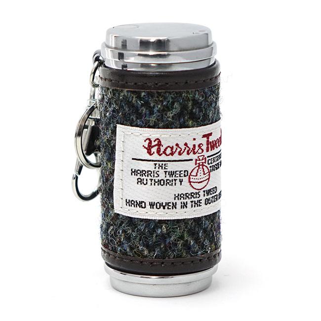 Harris Tweed ハリスツイード 携帯灰皿 チャコール HTA-102 モバイルアシュトレイ