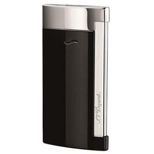S.T.Dupont エス・テー・デュポン 27700 Slim7 トーチフレーム式 ライター ブラック スリム7 スリムセブン