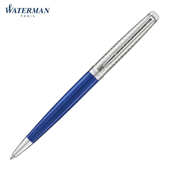 WATERMAN メトロポリタン デラックス 20 43222 ブルーウェーブCT ボールペン ウォーターマン METROPOLITAN 【あす楽対応】