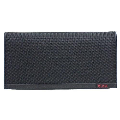 TUMI トゥミ 119243DID メンズ 長財布 ブラック ARGE CURRENCY WALLET 【あす楽対応】