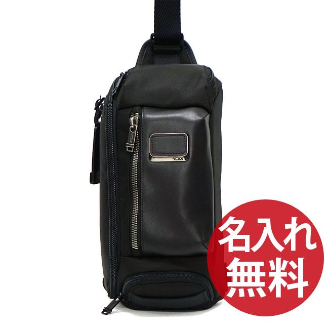 TUMI トゥミ 232399D ブラック ALPHA BRAVO 「ケリー」 スリング ボディバッグ 【あす楽対応】