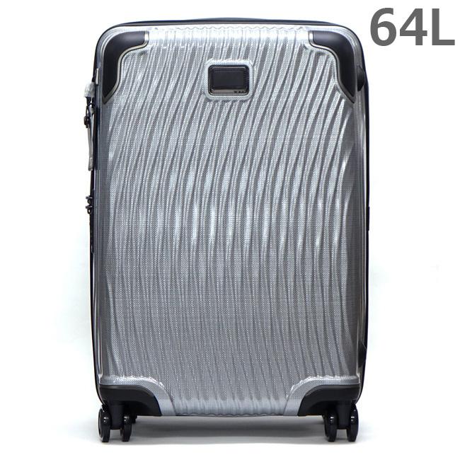 TUMI トゥミ 287664SLV シルバー Short Trip Packing Case ショート・トリップ・パッキングケース 64L 4輪 キャリーケース 旅行かばん スーツケース