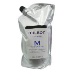 ★お一人様1点限り/送料無料★ミルボン スムージング シャンプー<つめかえ用> ミディアムヘア(1000ml)