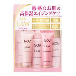 ★送料込価格★【NEW】ノブ L&W トライアルセット<医薬部外品>