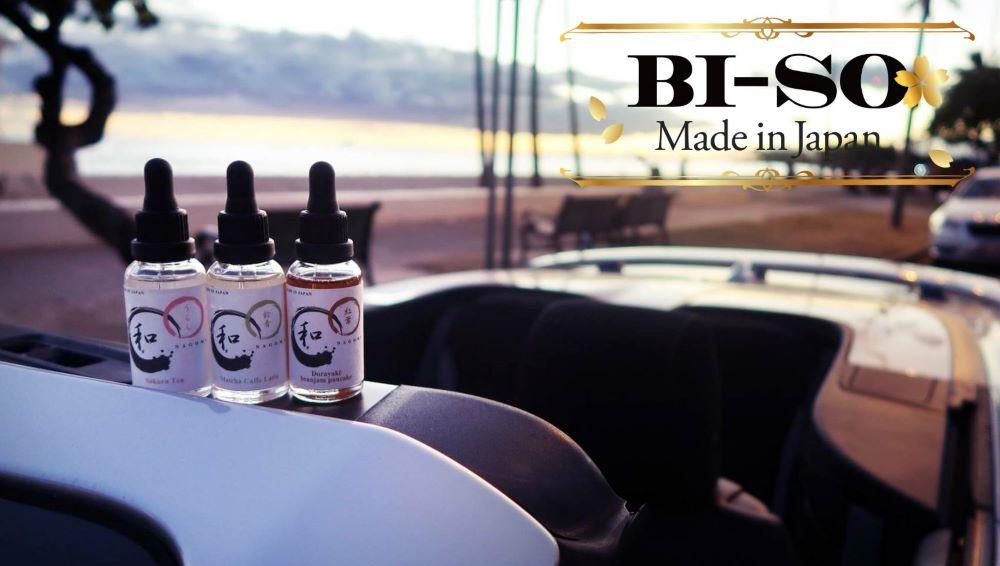 BI-SO Liquid:熱い想いで、電子タバコの普及に取り組んでいます。