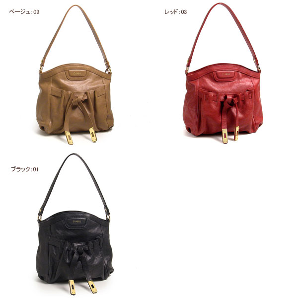 "◎ CIMABUE and Cimabue's ""ales' leather shoulder bag fs3gm"