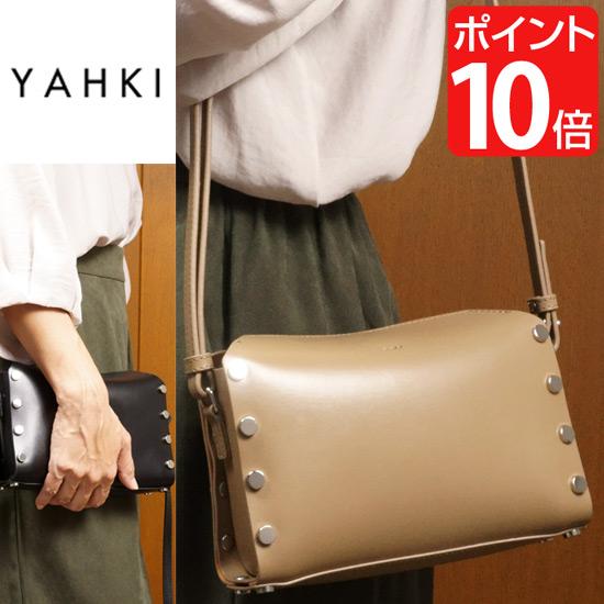 YAHKI/ヤーキ ショルダーバッグ
