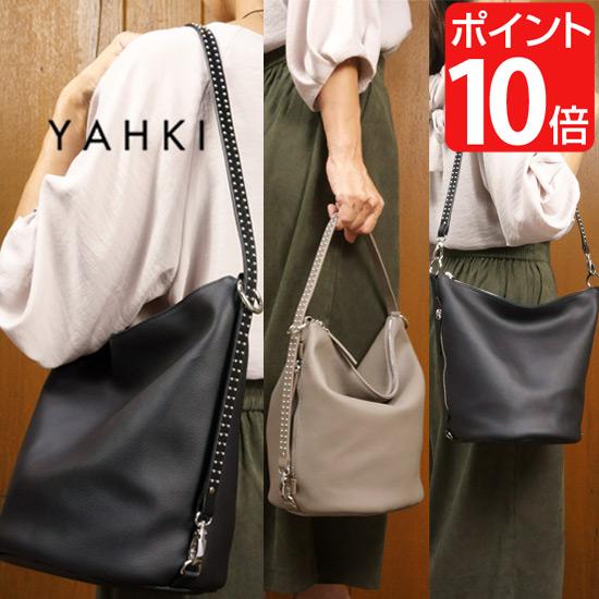 ワンショルダーバッグ YAHKI/ヤーキ