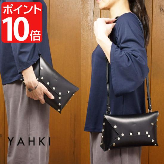 YAHKI/ヤーキ 2WAYショルダーバッグ