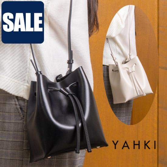 【17%OFFクーポン対象】YAHKI ヤーキ ショルダーバッグ