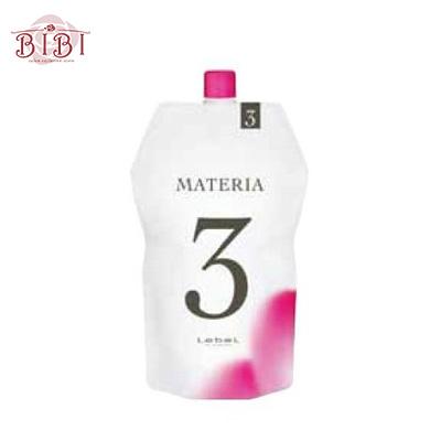 MATERIA OXY W3% ルベル マテリア オキシ ヘアカラー 2剤 低価格化 訳あり商品 Lebel 〈医薬部外品〉 1000ml