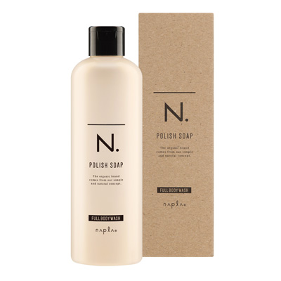 napla N. 初回限定 polish Soap メーカー公式 300 ml 300ml ポリッシュソープ ナプラ エヌドット