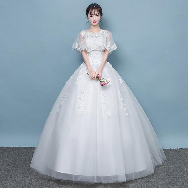 489a8983ade81 ウェディングドレス Aラインドレス 二次会用ウエディングドレス・二次会ドレス ...