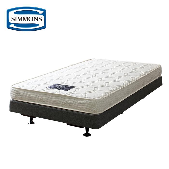 【送料無料】 【アウトレット品】シモンズベッド ダブルクッションベッド幅110cm シングルサイズ 188cmショート 4インチ レギュラー 正規品 SIMMONS, Oriental Select Shop マリマリ 2520f2c4