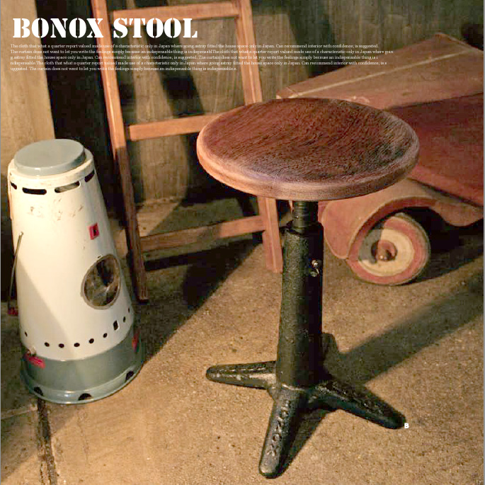 BONOX stool(ボノックススツール) 2045 DULTON(ダルトン)送料無料