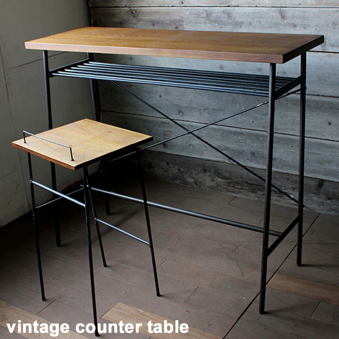 【SALE】 vintagevintage counter table(ヴィンテージカウンターテーブル)送料無料, GUARD:b3d3aaa4 --- bibliahebraica.com.br