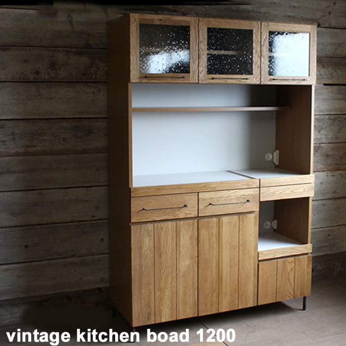 vintage kitchen boad 1200(ヴィンテージキッチンボード1200)送料無料