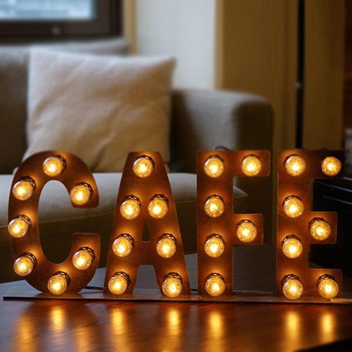 サインランプ アートワークスタジオ Sign Lamp CAFE(サインランプ カフェ) AW-0405V 送料無料 ARTWORKSTUDIO