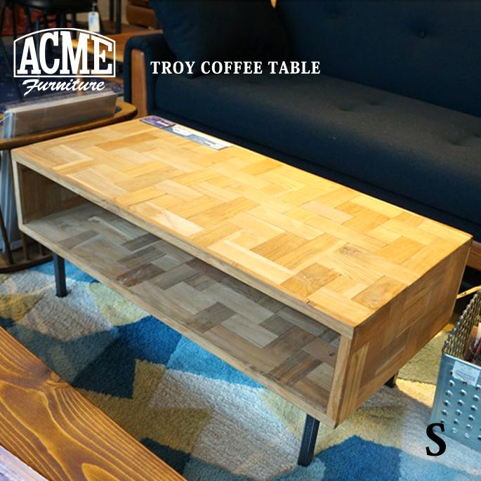 アクメファニチャー ACME Furniture TROY COFFEE TABLE (S)(トロイコーヒーテーブルS) 送料無料