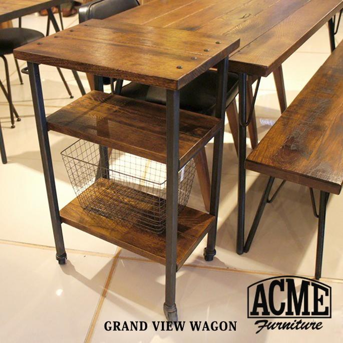 アクメファニチャー ACME Furniture GRAND VIEW WAGON (グランドビュー ワゴン) 送料無料