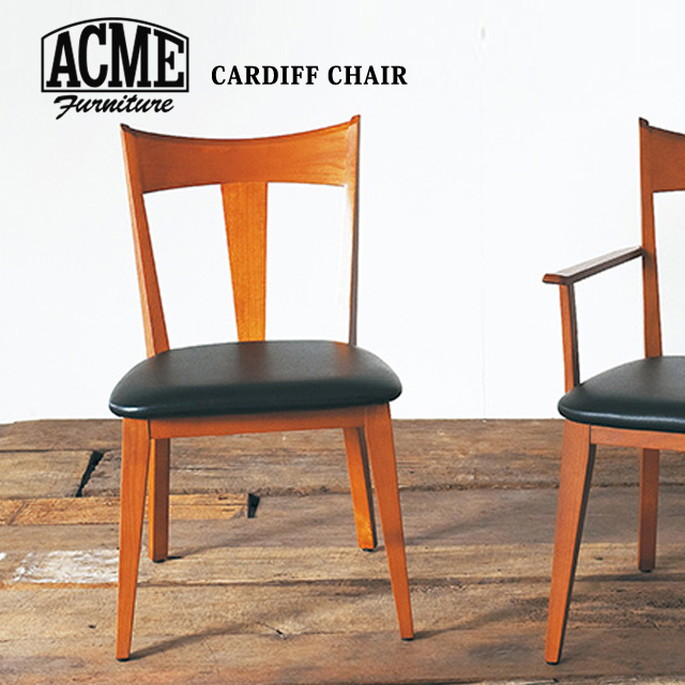 アクメファニチャー ACME Furniture CARDIFF CHAIR(ダイニングチェアー) 送料無料