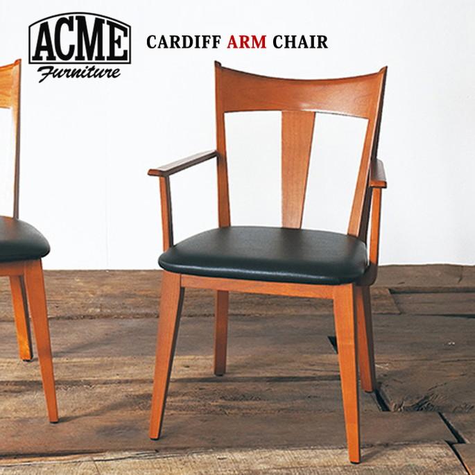 アクメファニチャー ACME Furniture CARDIFF ARM CHAIR(アームチェアー) 送料無料
