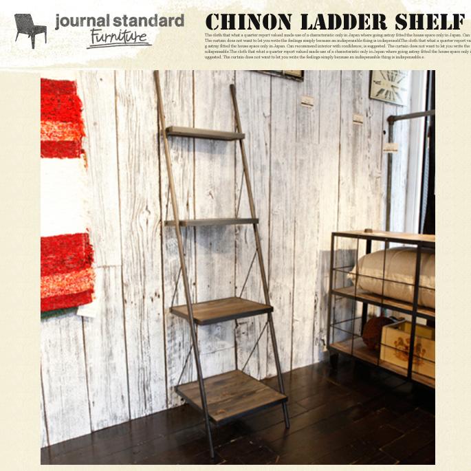 ジャーナルスタンダードファニチャー journal standard Furniture CHINON LADDER SHELF(シノンラダーシェルフ) 送料無料