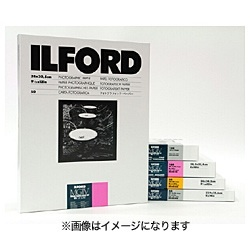 【送料無料】 イルフォード マルチグレードIV RCデラックス 1M (光沢) 11×14in (大四切) 50枚入