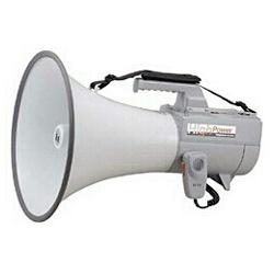 【送料無料】 TOA ショルダーメガホン (30W・ホイッスル音付) ER-2130W[ER2130W]