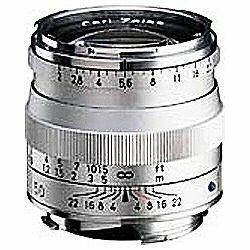 【送料無料】 カールツァイス カメラレンズ Planar T*2/50 【ライカMマウント】(シルバー)[PLANART*250]
