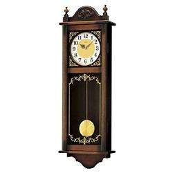 【送料無料】 セイコー 掛け時計 「チャイム&ストライク」 RQ307A 【メーカー直送・代金引換不可・時間指定・返品不可】