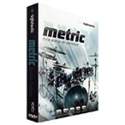 【送料無料】 クリプトンフューチャーメディア BIG FISH AUDIO 〔DVD-ROM〕 METRIC ODD METER DRUMLOOPS[MOMDMETRICODDMETERDR]