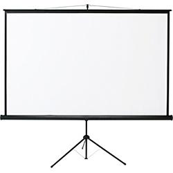【送料無料】 サンワサプライ 105インチ三脚タイプスクリーン PRSS105