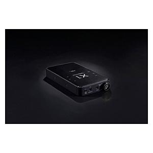 【送料無料】 ALPHADESIGNLABS 【ハイレゾ音源対応】ヘッドホンアンプ DAC付(ブラック) ADL-X1-BLK[ADLX1BLK]
